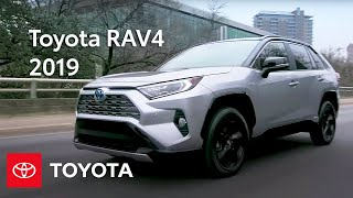 5th Generation Toyota RAV4 2019 Features, Specs, & More