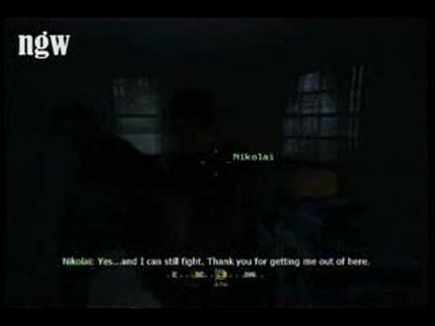 Call of Duty 4 - Act I - Blackout - Nightvision House