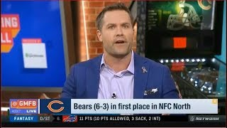 Chicago Bears in first place in NFL North | Good Morning Football TOday