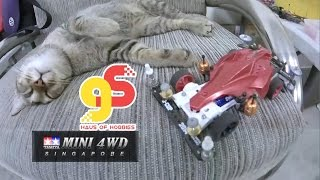 TAMIYA MINI 4WD (GS Haus of Hobbies) Race Highlight 7th June 2015
