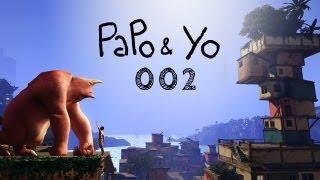 Let's Play Papo & Yo #002 - Ein neuer Freund [deutsch] [720p] [indie]