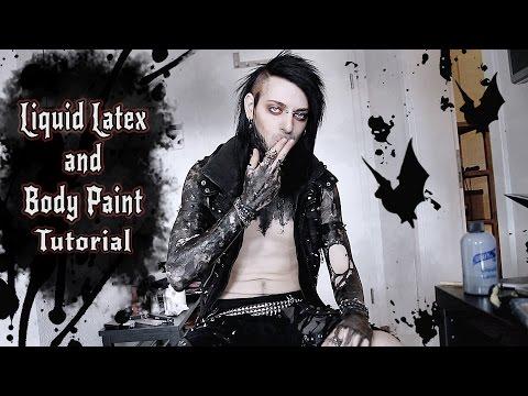 Face Paint Latex Liquid Latex Body Paint
