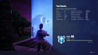 Fortnite 30 kill game on solo!