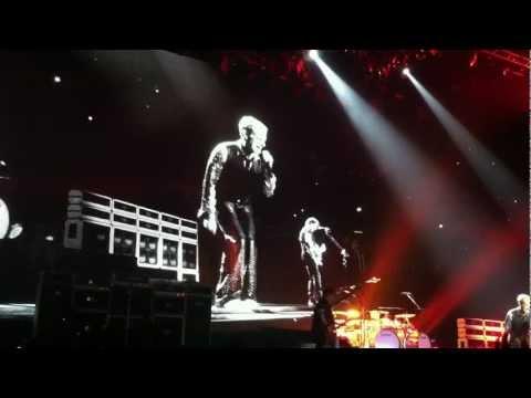 Hot for Teacher - Van Halen Live - April 19 2012 - Phillips Arena - Atlanta GA