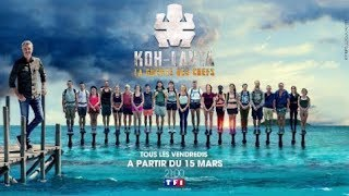 KOH-LANTA : LA GUERRE DES CHEFS Bande-Annonce Officielle (TF1 - 2019)