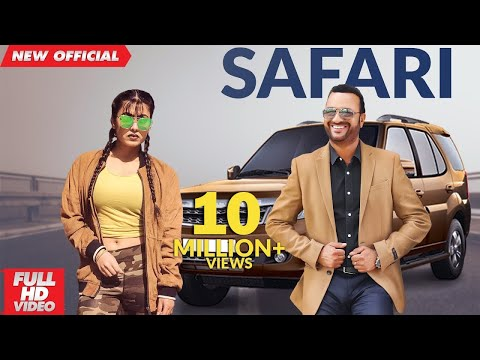 Safari | Surjit Bhullar & Sudesh Kumari | Full HD Brand New...
