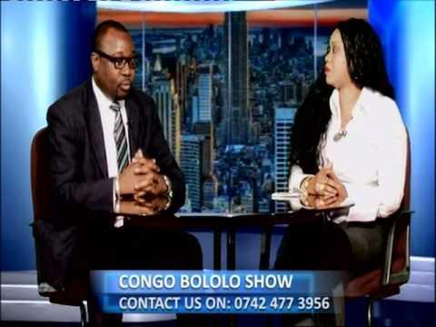 CONGO BOLOLO SHOW ON FAITH TV