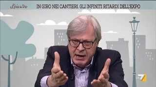 "Sgarbi e ISIS ""La civiltà occidentale è finita"""