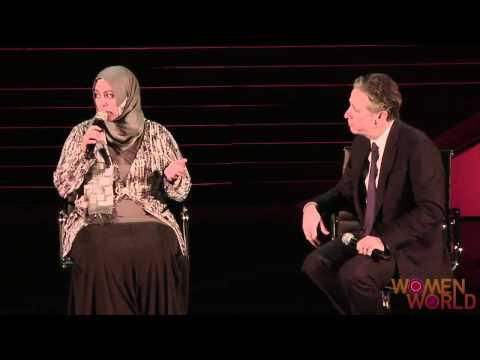 Nadia Al-Sakkaf: How the Arab Spring empowered women