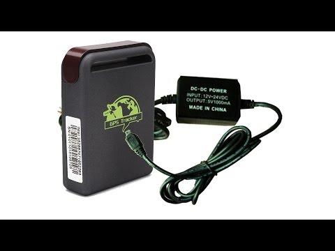 Мои посылки из Китая -GPS Tracker TK102B Тест Обзор