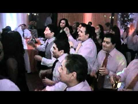 Matrimonio Rodrigo y Alicia - baile entretenido 1