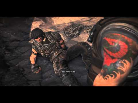 Bulletstorm Game Play and cut scene PC