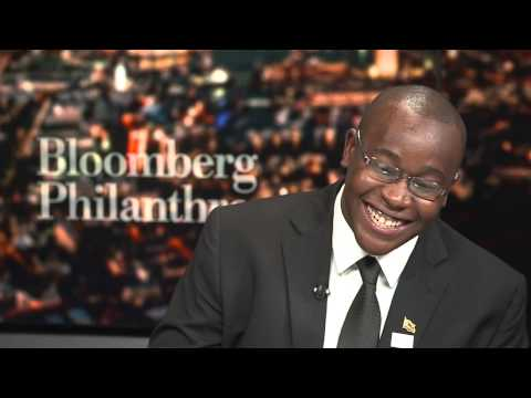 Takunda Chingonzoh Joins the U.S.-Africa Business Forum Google Hangout, Part 2