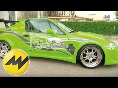 Tuning im Fast and the Furious-Style Die Tuner von Provotekk