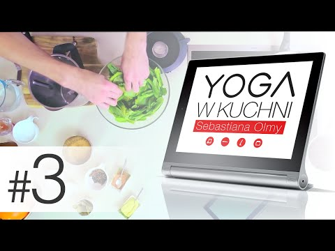 Yoga w kuchni Sebastiana Olmy #3 – Foie gras z gruszką