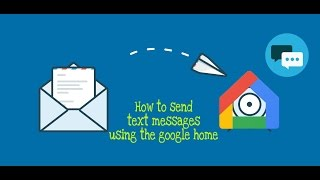 how to send text messages using google home