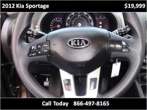 2012 Kia Sportage Used Cars Bridgeport WV