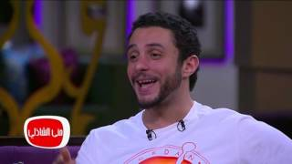 """تعرف علي بنت الفنان احمد الفيشاوي الطفلة """"لينا"""""""