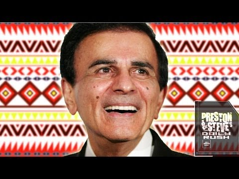 Casey Kasem is Hiding on a Native American Reservation - Preston & Steve's Daily Rush