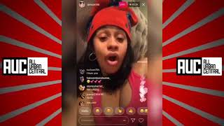Cardi B Reacts To Offset Getting Xocelina Pregnant