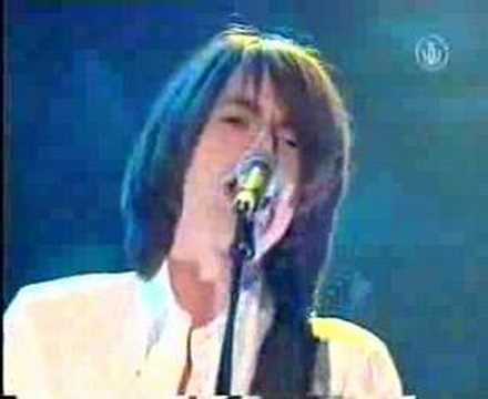 BERNARD BUTLER BAND LIVE ON VIDEOTECH 'FRIENDS AND LOVERS'