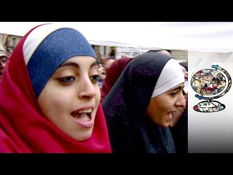 Saving France's Secular Identity?