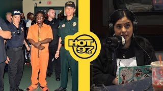Ebro Speaks On Kodak Black's Sentencing To Almost 4 Years In Prison