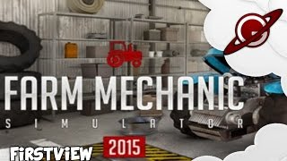 Farm Mechanic Simulator 2015  Firstview  FR
