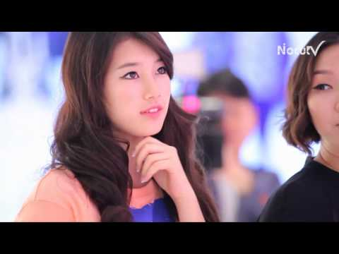 "[Clip] 120830 Suzy @ O'2nd 15th Anniversary Exhibition ""Pop Boutique"" Event"