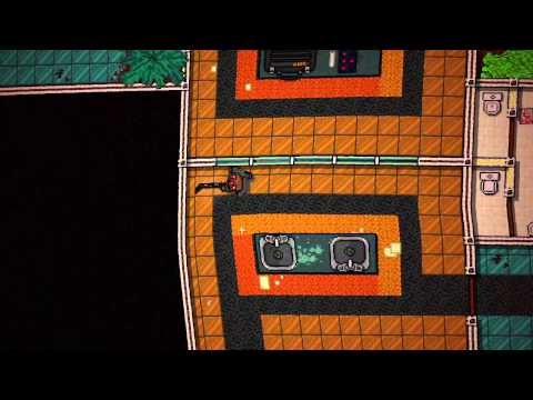 Hotline Miami 2: Wrong Number - Son VS The Fans