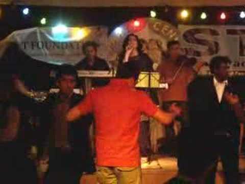Naghma Live in Amsterdam - Naderzi Pa Laas Zulfi Zema