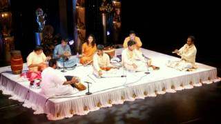 Kartigan and Ramanan Violin Arangetram - Ragam Tanam Pallavi Part - 4