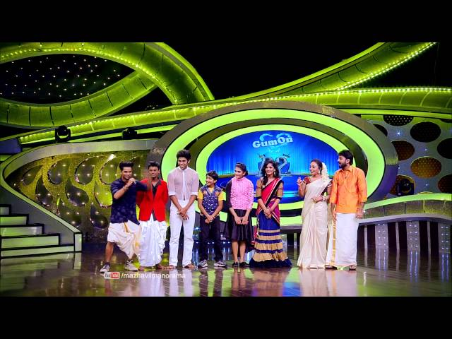 D2 D 4 Dance I Celebrate Onam D2 D 4 Dance isshhstyle I Mazhavil Manorama