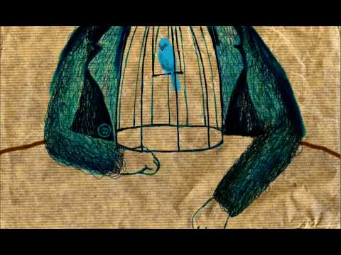 Bluebird animation based on Charle's Bukowski's poem