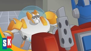 Transformers Rescue Bots: Dinobots! (1/3) Blades Can't Transform