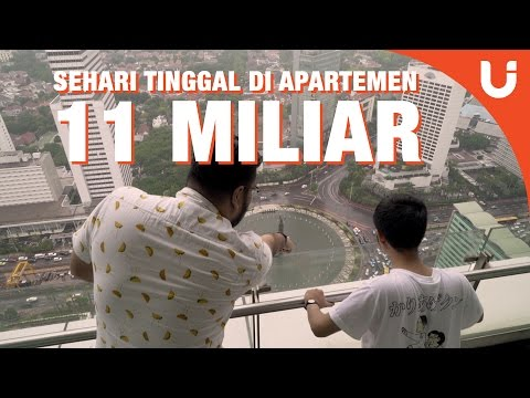 Sehari di Apartemen 11 Miliar