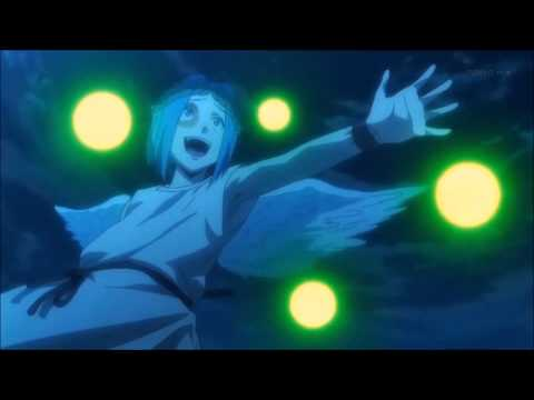 AMV - Anime Mix ( Katy Perry E.T Skrillex Remix)