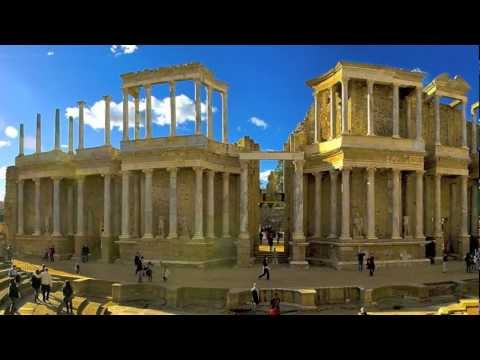 Emerging Europe Travel Destintions - Mérida Spain- Roman history Europe
