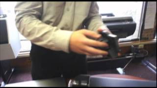 Epson Stylus Photo R3000 Printer - Unboxing