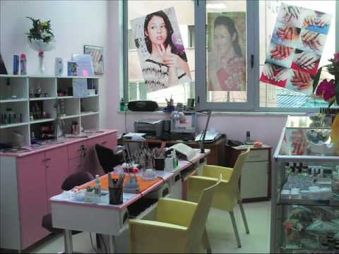 Video  Gel Nails : salloni, kliente etc Tirane - Albania