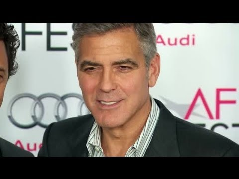 George Clooney Is Reportedly Engaged To Amal Alamuddin