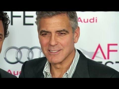 George Clooney Is Reportedly Engaged To Amal Alamuddin | Splash News TV | Splash News TV