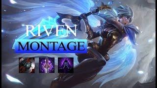 Riven Montage 2019 - Biggest Damage   League of Legends