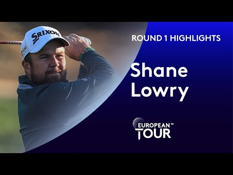 Open Champion Shane Lowry Highlights | 2020 Dubai Desert Classic