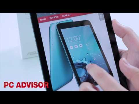 Asus Memo Pad 7 (ME176CX) review: £120 Android tablet