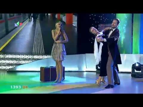 Kvieciu sokti 2011 Jonas Stankevičius ir Liveta 1119