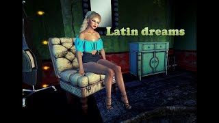 Latin moments in Second Life - Let's get fashion