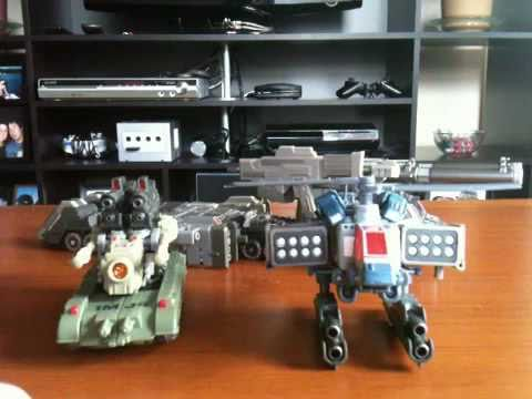 Fansproject crossfire bruticus review part II