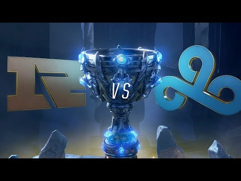 RNG vs C9 | Worlds Group Stage Day 1 | Royal Never Give Up vs Cloud9 (2018)