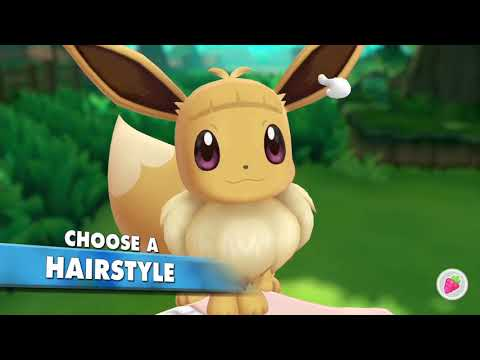 Explore the World of Pokémon - Let's Go, Pikachu! and Let's Go, Eevee!